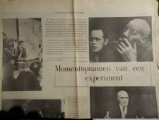Het experiment waarbij heel Nederland meekeek: Giessense gemeenteraad had 50 jaar geleden een bijzondere primeur