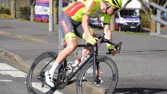 """Wesley Vercamst in Ronde van Turkije: """"Ploeg steunen en uitvissen of ik ook bij de profs snelle benen heb"""""""