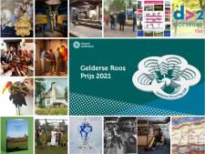 Maas en Waalse canon in de race voor Gelderse Roos Publieksprijs