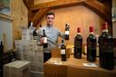 """,,Als mensen niet naar de horeca kunnen om een wijntje te drinken, hebben ze misschien juist wat meer geld over voor wijn in de supermarkt."""""""