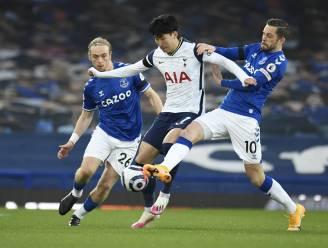 Everton en Tottenham houden elkaar in evenwicht na aangenaam kijkstuk