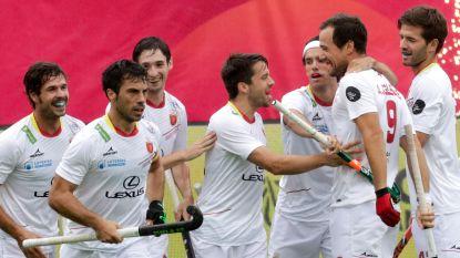 Spanje poetst in groep van Red Lions blazoen op met vlotte winst tegen Wales