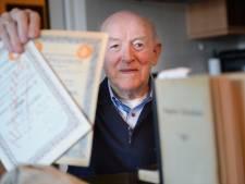 Ben Annink uit Borne neemt afscheid van Stork