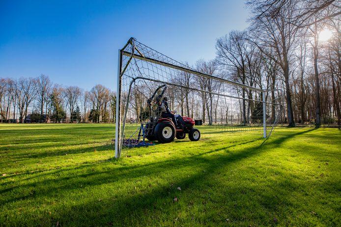 Voetbalvereniging Loenermark in Loenen.