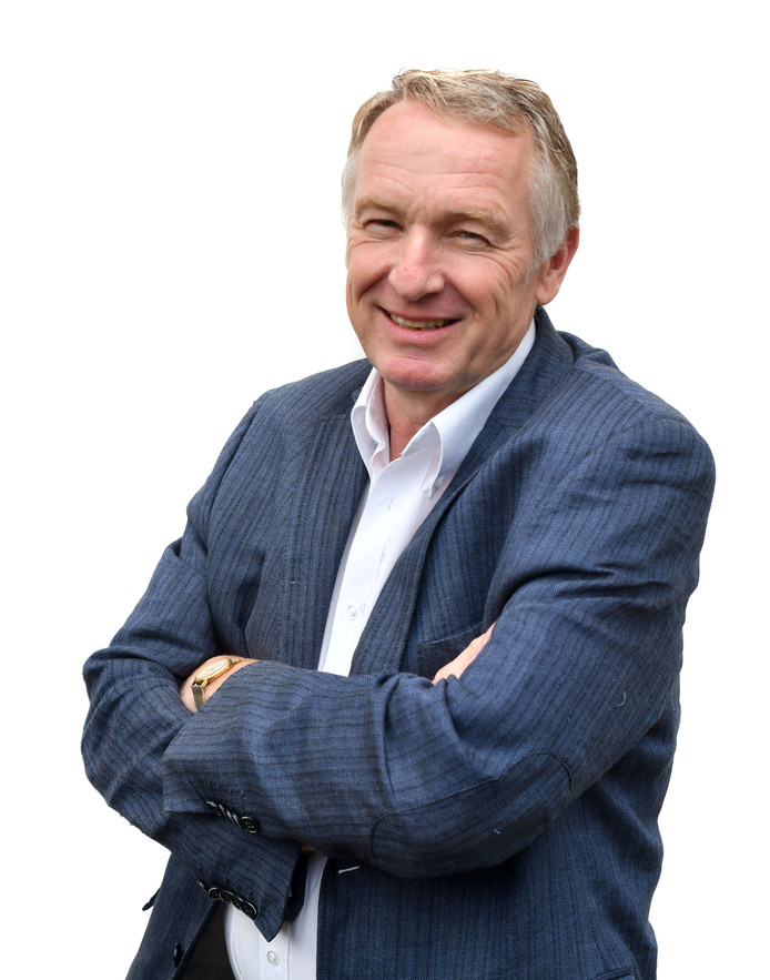 Columnist Henk van Schuppen.