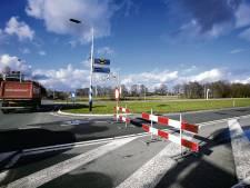 Alternatieve oversteek N18 bij Lievelde wordt na protest buurt opnieuw bekeken