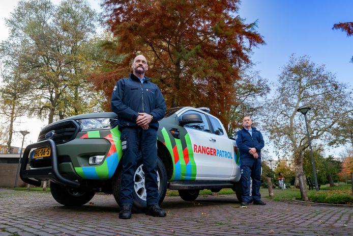 Meer geld voor de Park Rangers in Roosendaal.