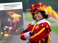 Donkere Leonardo uit Ommen schminkt zich niet, maar wordt als Zwarte Piet toch van Facebook verwijderd: 'Dít is racisme'