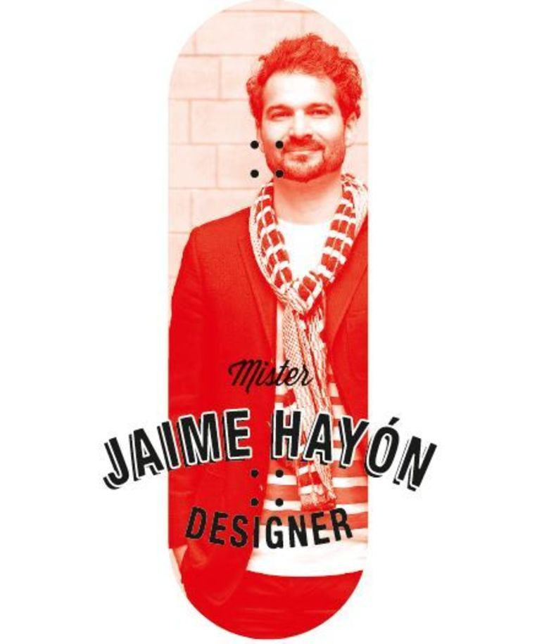 Jaime Hayón. Beeld DM
