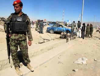 Bomaanslag op minibus in Afghanistan
