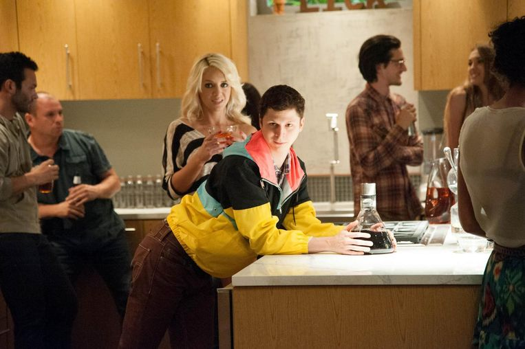Michael Cera in This is the End (2013). Beeld