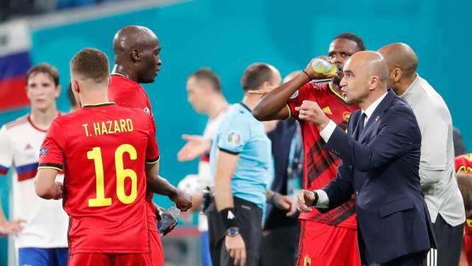 """Ook Martínez scoort weer punten: """"Laat ons tegen Denemarken voor Castagne spelen"""""""