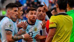 Lionel Messi hangt na uitspraak van corruptie een schorsing van 2 jaar boven het hoofd
