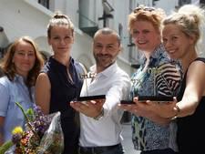 Angela Schijf wint Veghelse Toneel Publieksprijs