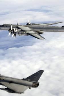 Belgen en Britten onderscheppen Russische verkenningstoestellen op weg naar Nederlands luchtruim