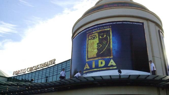 Extra reünieconcert Aida met oude cast