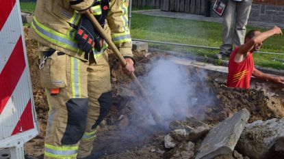 """Fosforbommen gevonden bij wegwerkzaamheden: """"Bom begon te roken"""""""
