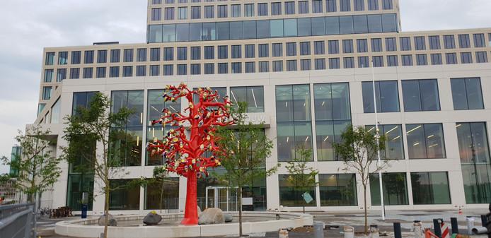 De nieuwe rechtbank in Breda.
