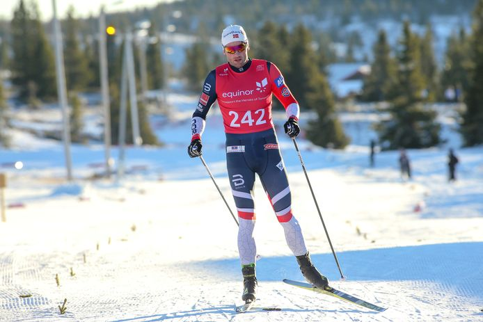Petter Northug won op de olympische spelen in Vancouver tweemaal goud.