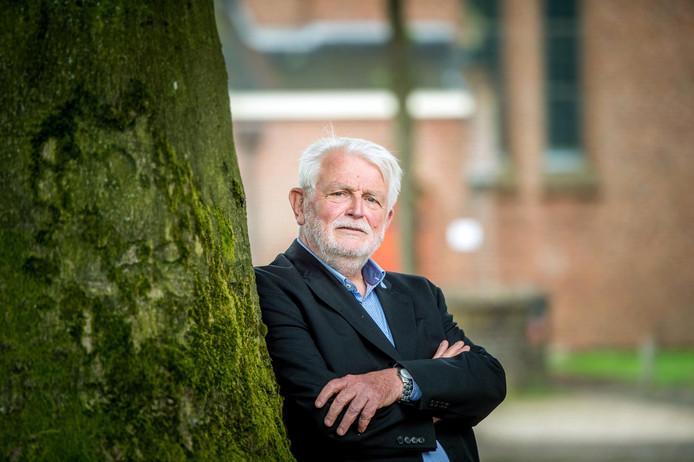 Pastor Bertus Visschedijk vierde vorig jaar 50-jarig priesterschap.