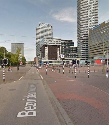 Omleiding voor fietsers bij Den Haag Centraal door werkzaamheden