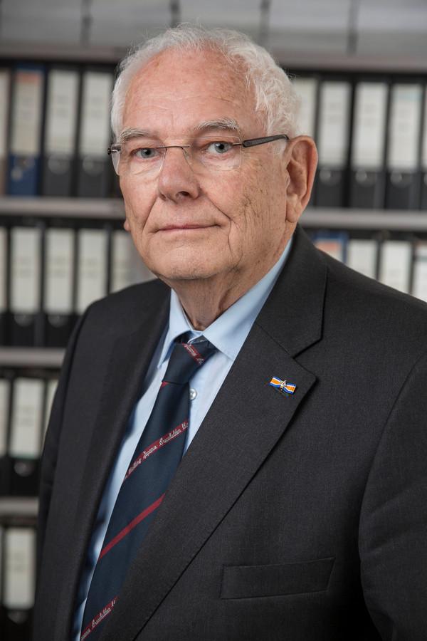 Jan van Wagtendonk, overlevende van jappenkamp.