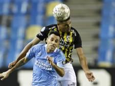 Superstart in eredivisie: Maar Vitesse is in alles de outsider