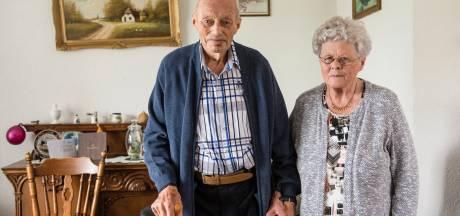 Echtpaar uit Haaksbergen zestig jaar getrouwd: een leven lang aan de Appelhofweg