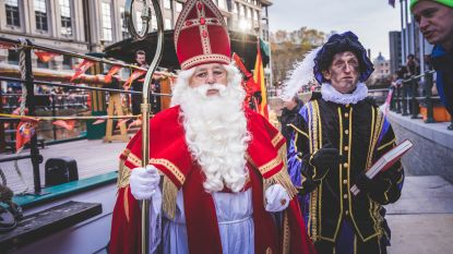 Sinterklaasfeest voor gezinnen in armoede