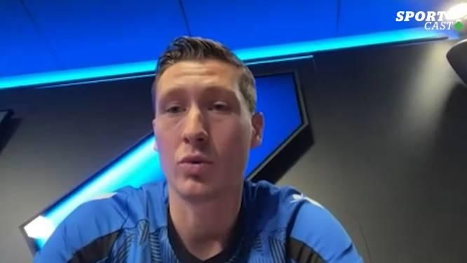 """Hans Vanaken in HLN Sportcast over CL-ambities van Club: """"Ik hoop op vijf punten"""""""