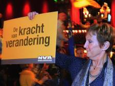 Un quart des conseillers provinciaux de Flandre à la N-VA