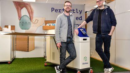 Start-up pakt wereld in met uitvinding