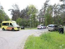 Motorrijder gewond bij ongeluk in buitengebied bij Dalmsholte