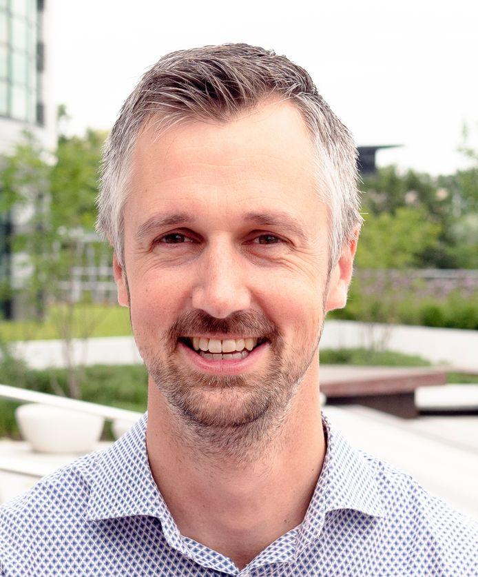 Guus Schoonderbeek (38) is vrijwillig hulpverlener