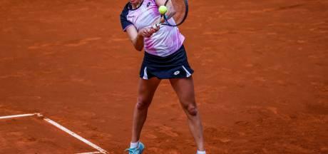 Elise Mertens se hisse en 8es de finale où elle défiera Simona Halep