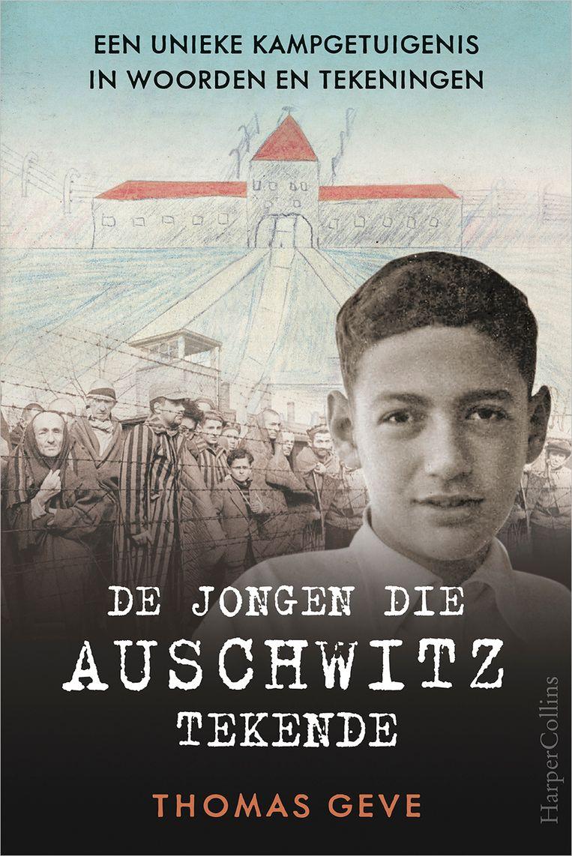 De jongen die Auschwitz tekende, Thomas Geve. Beeld HarperCollins