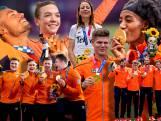 Medaillespiegel: Nederland overtreft record van Sydney 2000