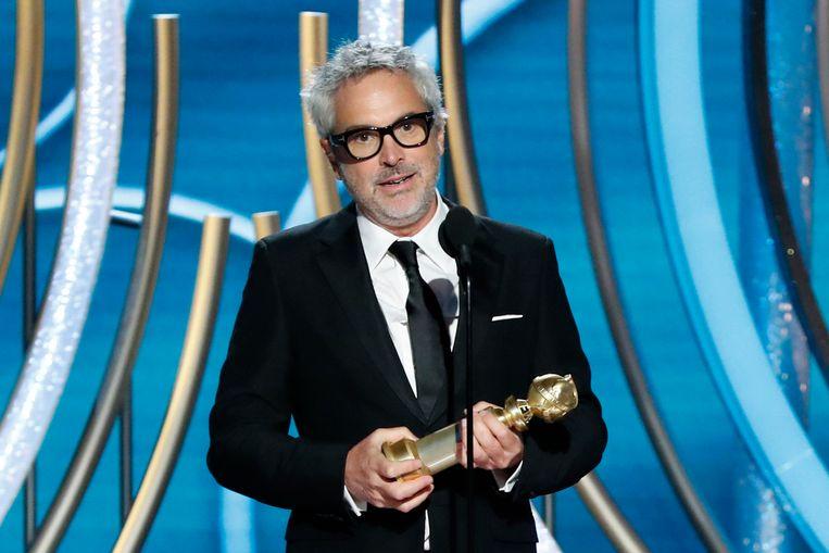 Alfonso Cuarón Beeld REUTERS