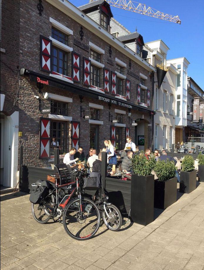 Bistrobar De Jachthoorn in Hoogstraten.