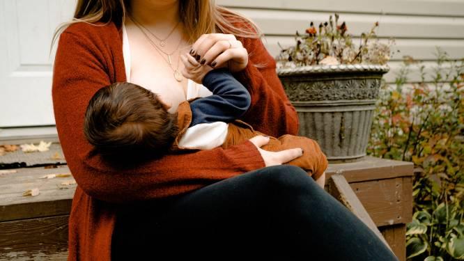 'Als je borstvoeding geeft, raak je niet zwanger'