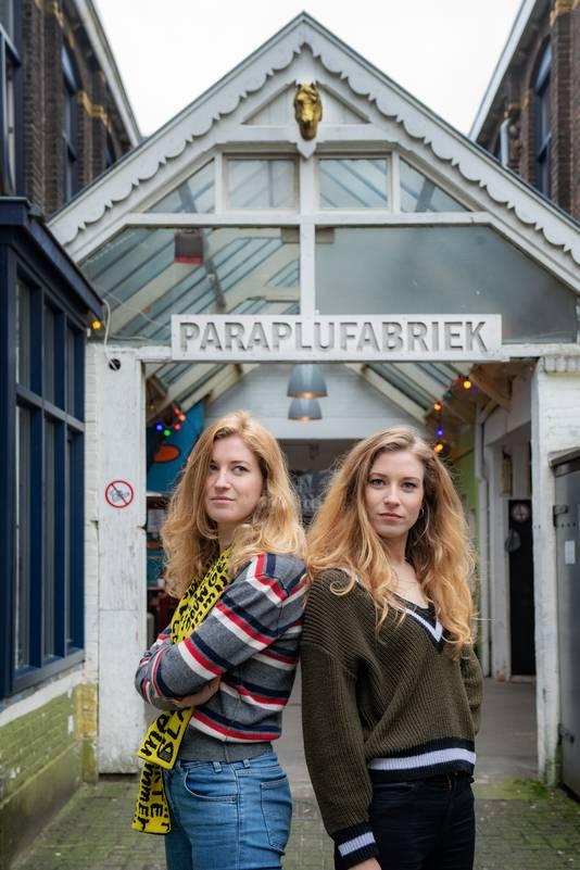 Nijmegen/Nederland: Clean Pete in ParaplufabriekDgfotofoto: Bert Beelen