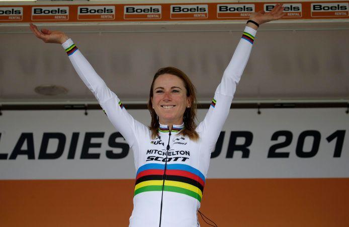 Annemiek van Vleuten won de Simac Ladies Tour - toen nog onder de naam Boels Ladies Tour - in 2017 en 2018. In 2019 won ze de proloog in Sittard-Geleen.
