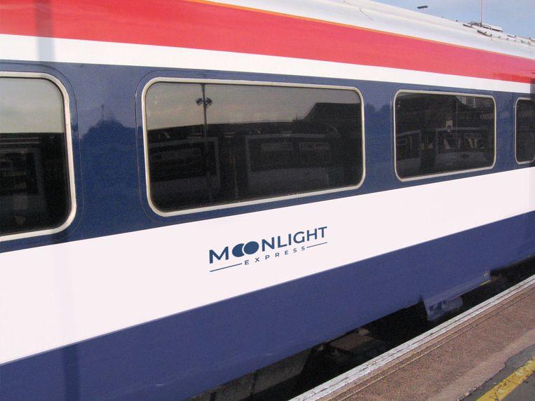 Moonlight Express en European Sleeper gaan samenwerken voor een nachttrein vanuit Brussel over Amsterdam naar steden als Berlijn en Praag. Beeld LDJ