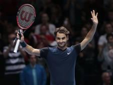 Ce sera une finale Federer - Djokovic au Masters