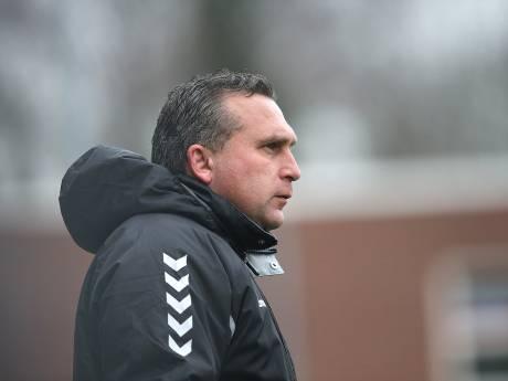 Dennis van Toor nieuwe trainer Longa'30