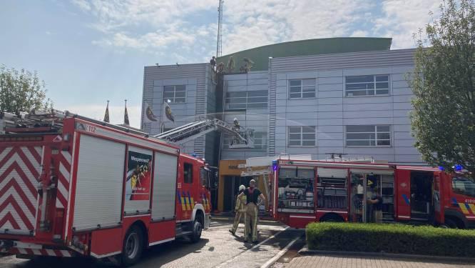 Kantoor van Ivago vat vuur na onkruidverbranding: onthaal en containerpark gesloten