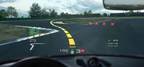 Voorruit auto wordt straks een groot projectiescherm