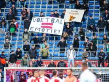 KNVB woedend over uitspraak OMT-lid over publiek bij voetbal