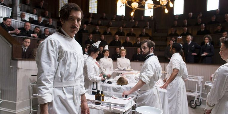 The Knick Beeld Cinemax