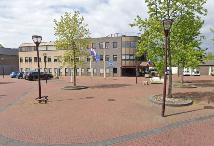 Een afdeling van de gemeente Midden-Groningen
